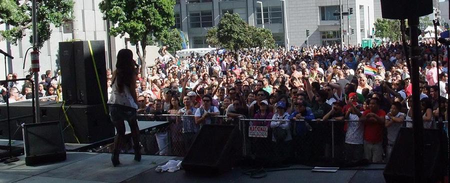 Concert Sound San Francisco Bay Area Sound Equipment