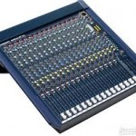 Allen & Heath Mixwizard WZ3 16 channel analog mixing console