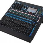 Allen & Heath QU-16 with Ipad control